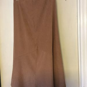 Cowgirl Style Maxi Skirt 10 Soft